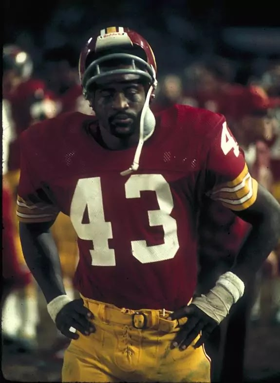 Larry Brown Washington Redskins