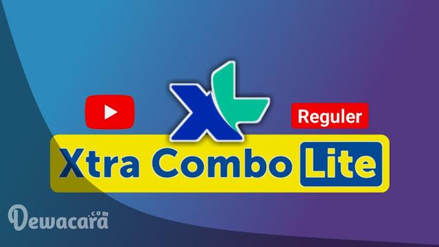 Cara mengubah kuota youtube XL menjadi reguler
