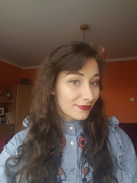 Jak wyglądały moje włosy przed rozpoczęciem kuracji Dermedic?