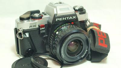 Pentax Program Plus (Chrome) Body #872, Takumar-A 28mm 1:2.8 #752