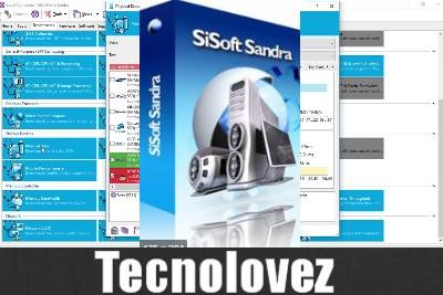 SiSoftware Sandra 20/20 - Programma di benchmark e analisi del sistema hardware e software