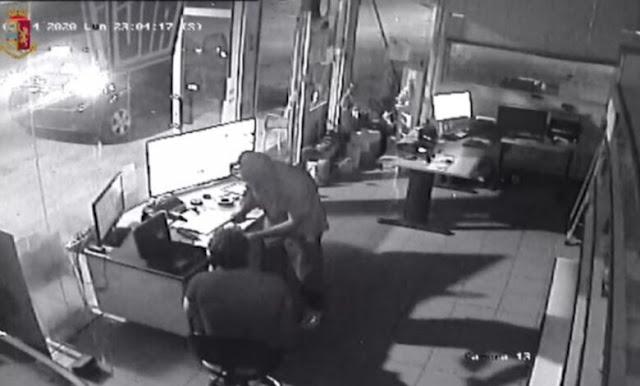 "Foggia: arrestato ""serial robber""  [VIDEO]"