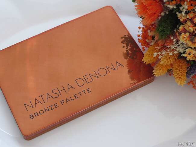 natasha denona bronze palette test
