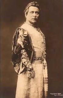 Zenatello was famous for his interpretation of Verdi's Otello