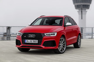 2018 Audi RS Q3 Voiture Neuve Pas Cher Prix, Revue, Concept, Date De Sortie