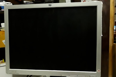 Hp Monitor Won't Turn Off