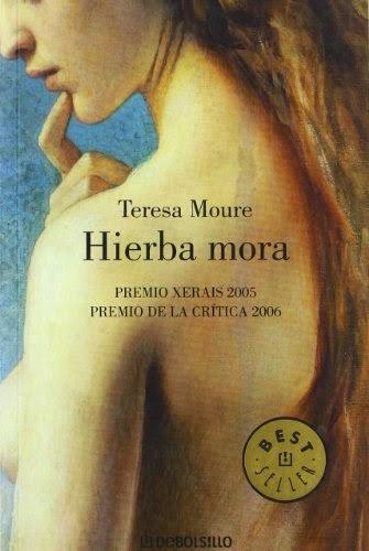 Hierba Mora, de Teresa Moure