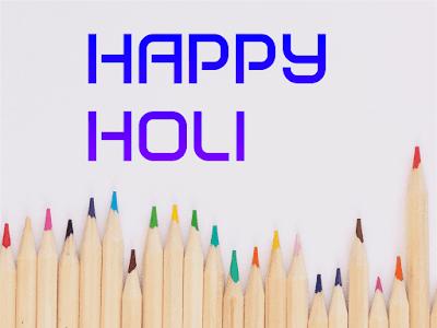 Wishing Happy Holi 2021 Images