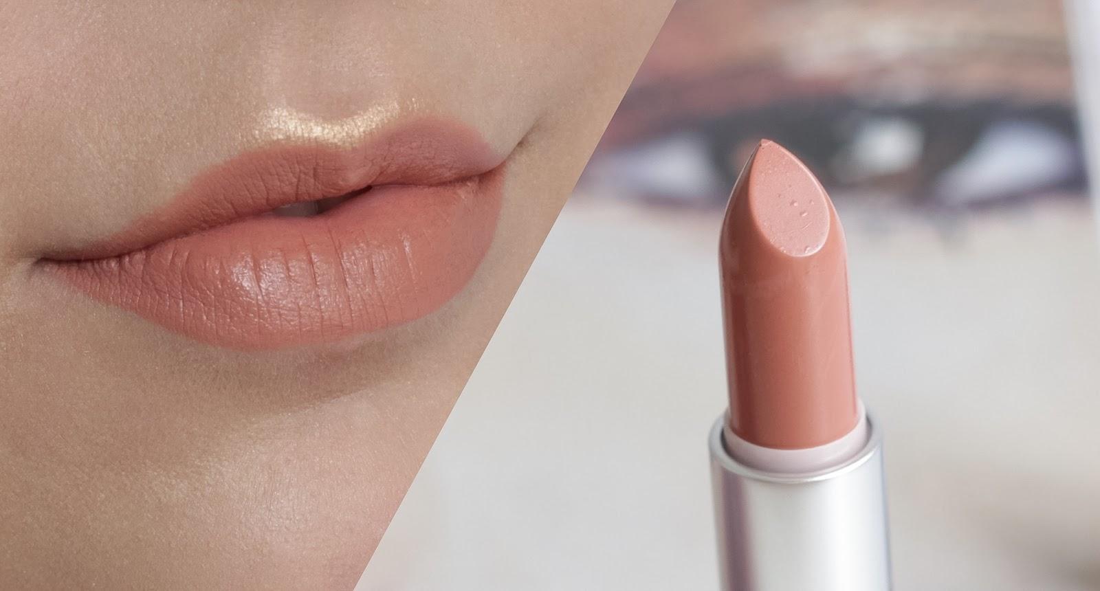 Molto MAC Honeylove Matte Lipstick   Aim In The Game   Bloglovin' PP16