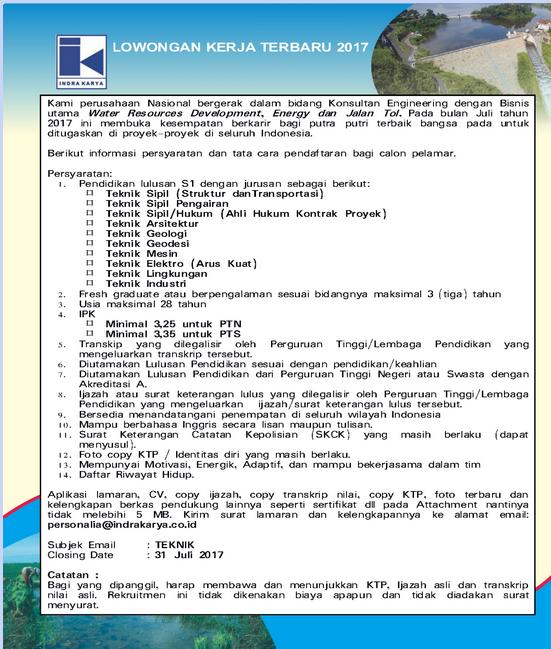 87+ Lowongan Kerja Terbaru Bank Bumn Pns Soloraya Ect