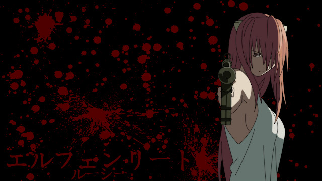 Elfen Lied Batch Subtitle Indonesia