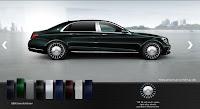 Mercedes Maybach S560 4MATIC 2019 màu Xanh Emerald 989