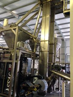 fabricante depósitos silos secadores industriales plantas salineras émbolos Madrid