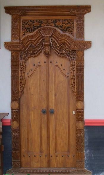 Harga Pintu Gebyok Jawa