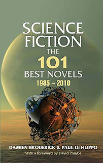 Science Fiction: the 101 Best Novels 1985-2010 cover