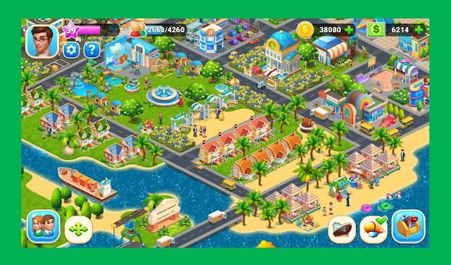 Farm City Mod Apk (Unlimited Coins + Money) Terbaru