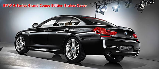 BMW 6-Series Grand Coupe Edition Brakes Cover