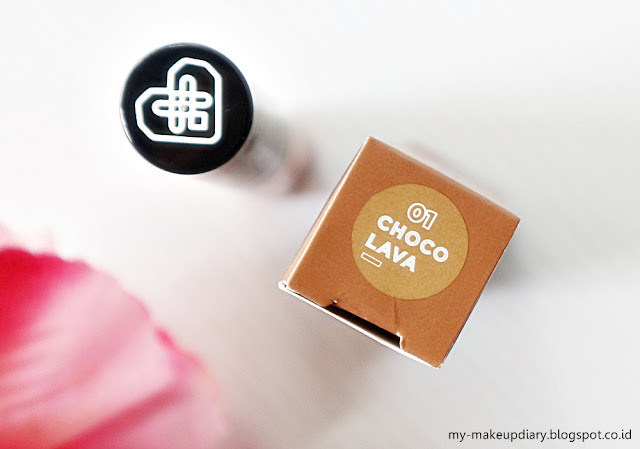 [REVIEW] Emina Lipcream in Chocolava