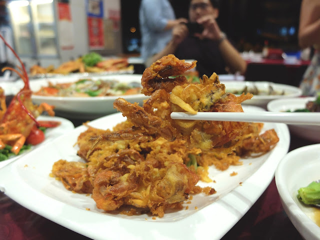 The Seafood Place You Never Knew You Needed: Xian Seafood Village 鲜味园 on Tagore Lane