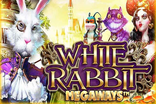 ULASAN SLOT WHITE RABBIT MEGAWAYS (BIG TIME GAMING)