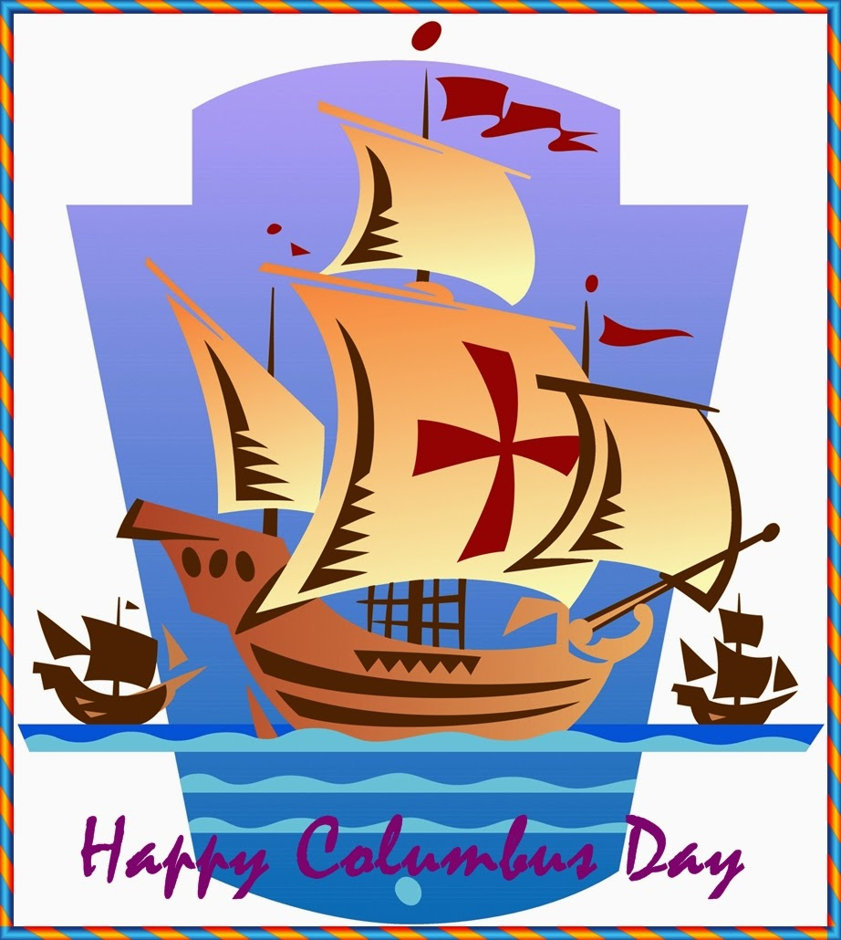 Happy Columbus Day