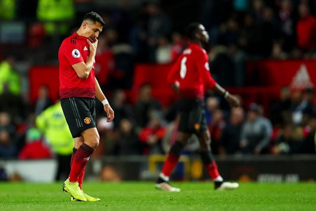 Алексис извинился перед болельщиками «Манчестер Юнайтед»