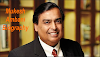 Mukesh Ambani Biography life story India