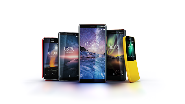 New Nokia Smartphones Launched In india
