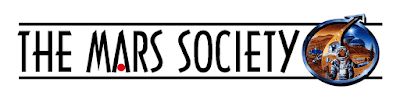 The Mars Society logo