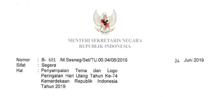 Download Desain Resmi Logo Hut Ri 74 Png Dan Vector Rindi Tech