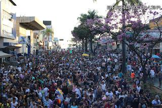 IMG 0046 - 13ª Parada do Orgulho LGBT Contagem reuniu milhares de pessoas