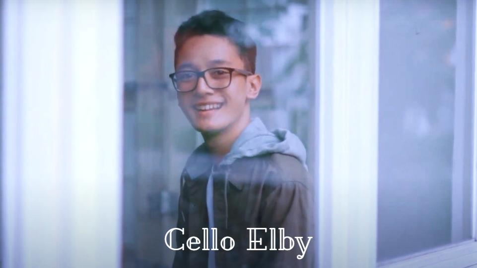 Cello Elby, Penyanyi Indonesia.