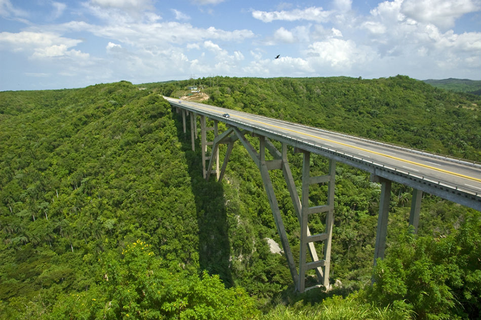 Bridge of Bacunayagua