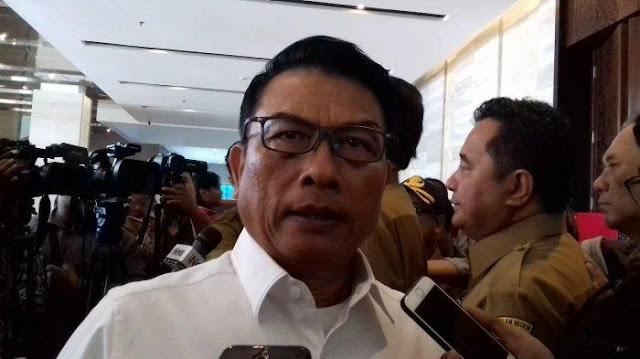 Moeldoko Mengaku Sudah Siapkan Cara untuk Antisipasi Ajakan People Power Amien Rais