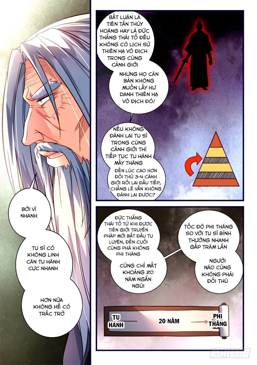 Tung Tiền Hữu Tọa Linh Kiếm Sơn Chap 366 - Trang 5