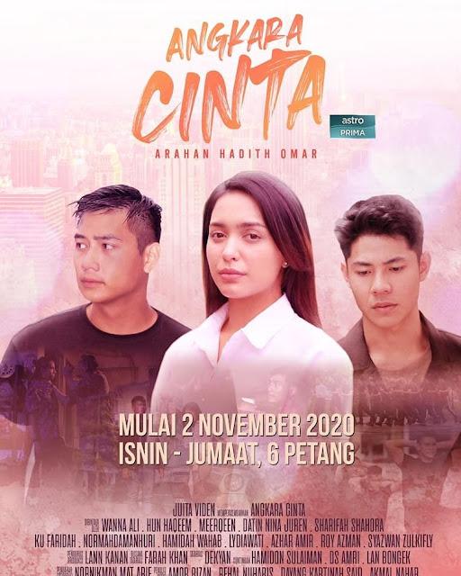 Saksikan Drama Angkara Cinta Di Astro PRIMA (Slot Tiara)