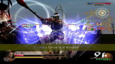Download Game Dynasty Warriors 3 Xtreme Legends ISO PS2 (PC)
