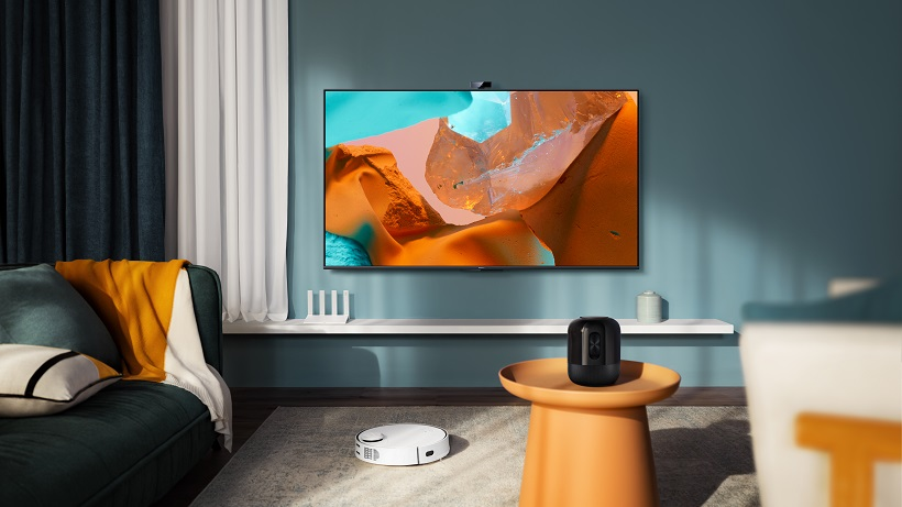 HUAWEI Vision S Series: Best Entertainment from the Safety of your Home