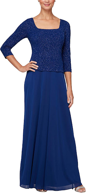 Mother of The Bride and Groom Dresses For Winter & Fall Sale