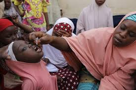 Over 100,000 children yet to be immunised in Northeastern