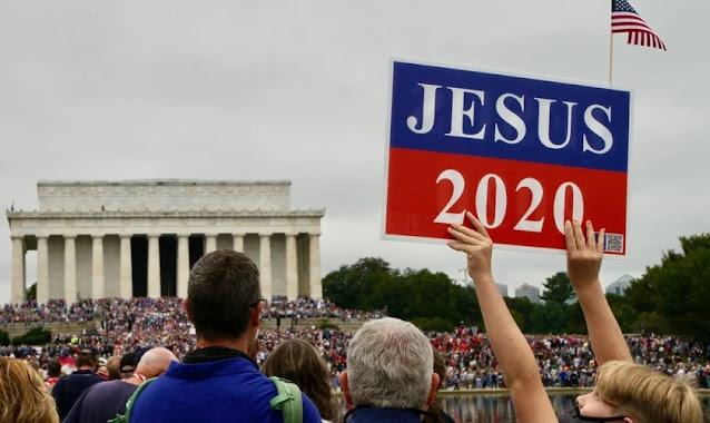 Cristãos farão 'Marcha de Jericó' para orar pela queda dos 'muros da corrupção' nos EUA