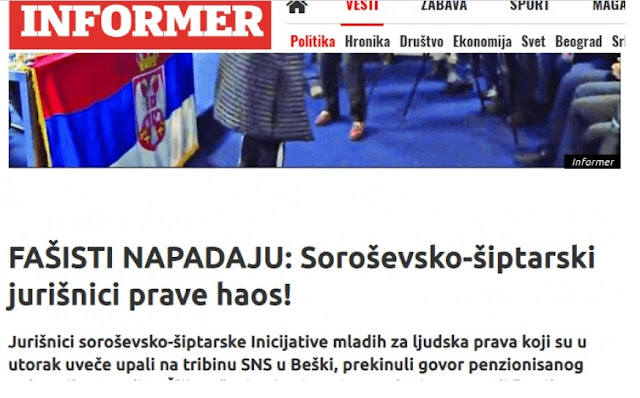 "Serbia: The High Court issues a historic ruling. ""Šiptar"", an offensive term"