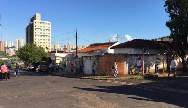 Araraquara: Pessoas relatam falta de comida após lockdown  -  Adamantina Notìcias
