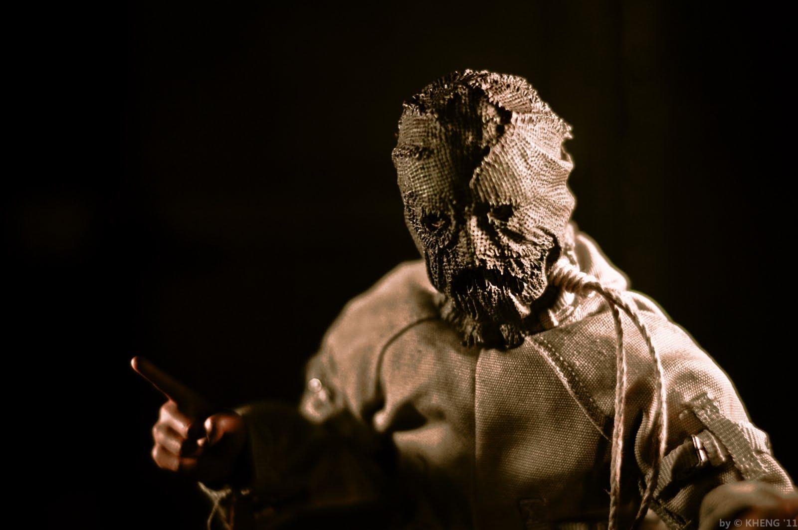 MY HOT TOYS COLLECTION & PHOTOGRAPHY: hot toys scarecrow ... |Scarecrow Villain