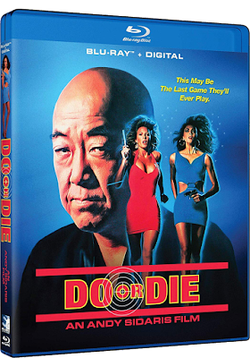 Cover for Mill Creek Entertainment's DO OR DIE Blu-ray.