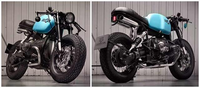 BMW R3 от Sinroja Motorcycles