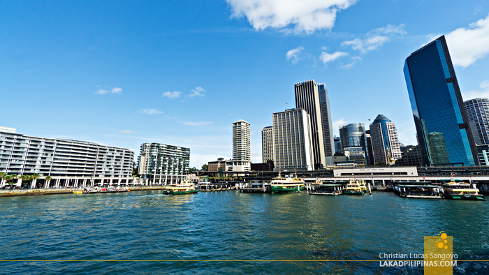 DIY Walking Tour Sydney Circular Quay