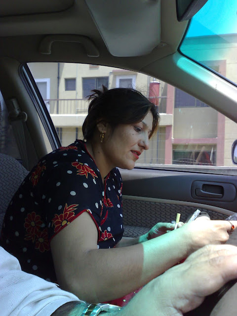 Car aunty nude sex that