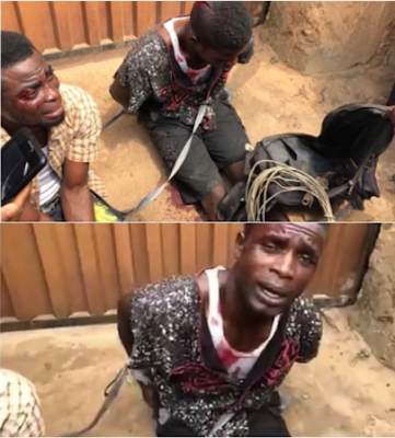 Fake NEPA staff nabbed for armed robbery