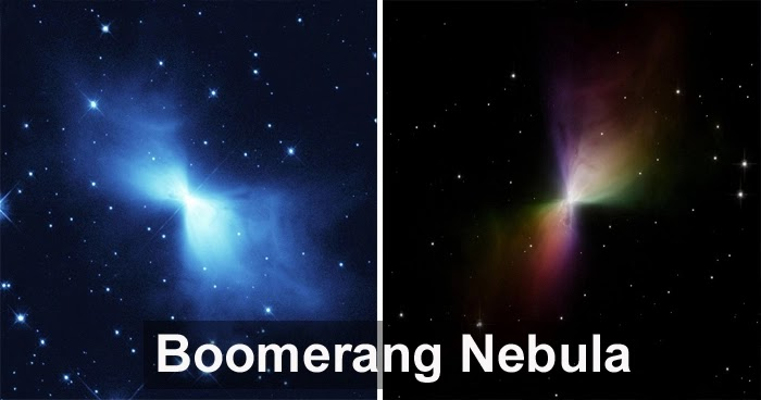 The Coldest Known Place In The Universe ― Boomerang Nebula
